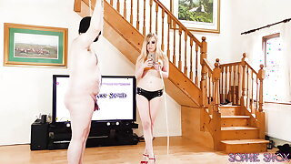 BALLBUSTING ANOTHER TINY DICK LOSER