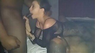Black cock party