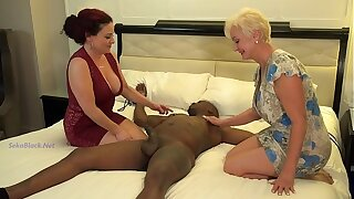 The Girls Neighborly  Interracial Revenge