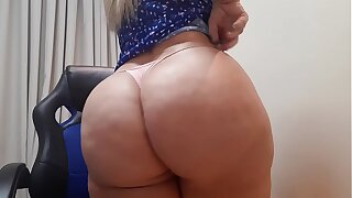 sensual video of blue lace panties/ sensual video of blue lace panties