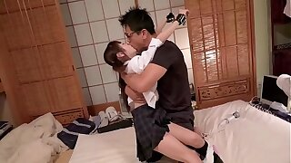 Tiny Japanese Teen Used & Abused By Captors