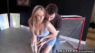 Brazzers - Milfs Like it Big -  Selling Yourself Long scene starring Carolyn Reese & James Deen