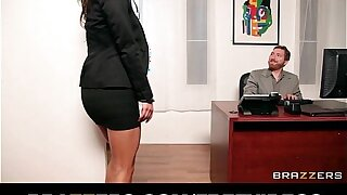 Sexy big-tit Asian bombshell cheats on her man with a co-worker