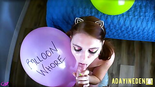 Let Me Be Your Little Balloon Whore : A Preview
