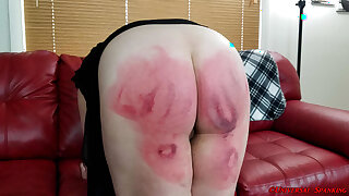 Attitude Adjustment 10 - Spanking