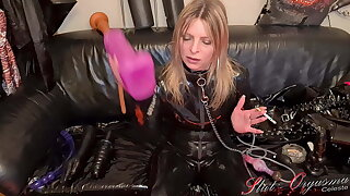 Slut-Orgasm, Celeste private, just a funny video for my fans