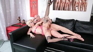 AmateurEuro - Cubanez MILF Analisa Lovex Hard Anal On Cam